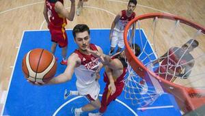 Ümit Milli Erkek Basketbol Takımı bronz madalya kazandı