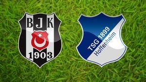 Beşiktaş Hoffenheim hazırlık maçı hangi kanalda saat kaçta