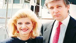Donald Trump'a eski eşi Ivana Trumptan destek