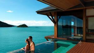 Her çiftin hayallerini süsleyen içinde havuz olan 8 otel odası (Balayı otelleri)