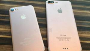iPhone 7 ve iPhone 7 Plus yan yana görüntülendi
