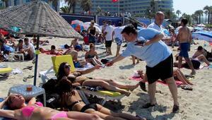 CHPden darbeye karşı plajda miting daveti