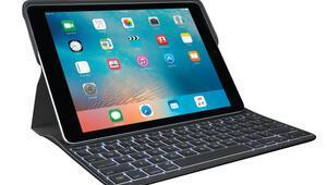 Logitech'ten iPad Pro'ya özel klavyeli kılıf