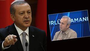Erdoğandan o isme tepki: Sözde profesör