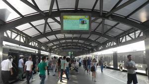 İBB'nin  Arapça haberler bülteni  'İstanbul2' ekranlarında