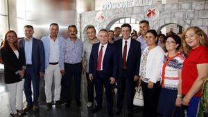 Döşemealtı Ankarada tanıtıldı