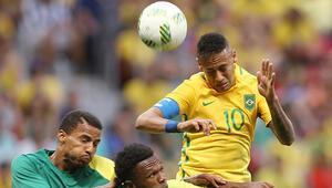 Neymarlı Brezilyaya büyük şok