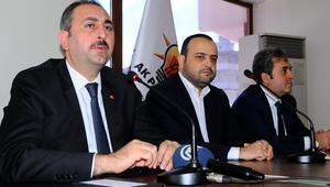 AK Parti Genel Başkan Yardımcısı Gül, Hatayda