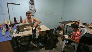 Ayakkabıda Suriyeli sancısı