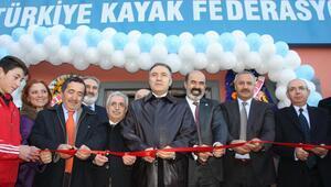 Türkiye Kayak Federasyonu Erzurum Ofisi açıldı