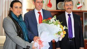 TBB Başkanı Fezyioğlu Manisada