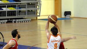 Garanti Bankası Tekerlekli Sandalye Basketbol 1. Ligi