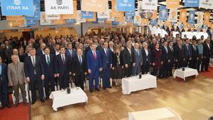 AK Parti Of İlçe Başkanı Terzioğlu, güven tazeledi