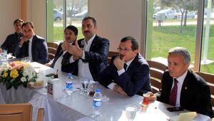 AK Parti Genel Başkan Yardımcısı Gül, Manisa'da