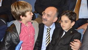 Sağlık Bakanı Müezzinoğlu, Muğlada (1)