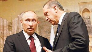 Erdoğan ile Putin'in Rusya'da yapacağı dev zirveye 3 gün kaldı