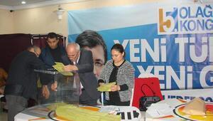 AK Parti Torul İlçe Başkanlığına Yavuz yeniden seçildi