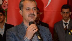 AK Parti Göksun 5. Olağan İlçe Kongresi