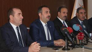 AK Parti Genel Başkan Yardımcısı Gül, Şanlıurfada