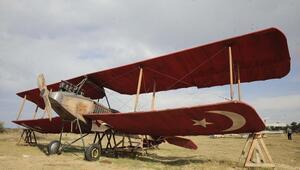 Son Mektup filminde kullanılan uçaklar tarihi tabyada sergilenecek