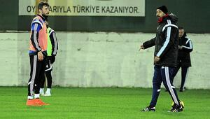 Kardemir Karabüksporda Beşiktaş maçı hazırlıkları