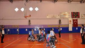 Tekerlekli Sandalye Basketbol 1. Ligi