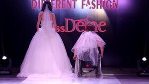 Gaziantepte Different Fashion defilesi