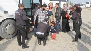 Türkiyeye sığınan Suriyeliler