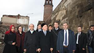Erzurum Büyükşehir Belediye Başkanı Sekmen: