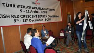 Türk Kızılayından arama konferansı
