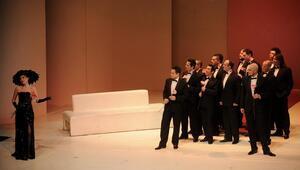 SAMDOB, Şen Dul operetini son kez sahneledi