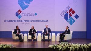 Ortadoğuda Barış, Aktörler, Sorunlar ve Çözüm Arayışları Sempozyumu (1)