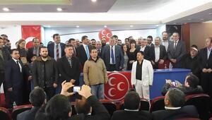 MHP Altınordu ilçe kongresi yapıldı