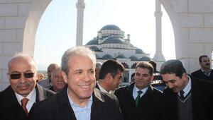 Cumhurbaşkanı Erdoğanın ziyaret ettiği cami, ibadette açıldı