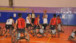 Garanti Tekerlekli Sandalye Basketbol 1. Ligi