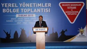 AK Parti Yerel Yönetimler Bölge Toplantısı