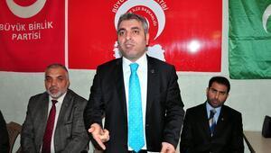BBP Genel Başkan Yardımcısı Kartal, Şanlıurfada