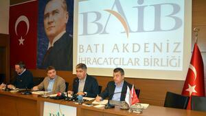 Türkiye-Rusya ihracatı Antalyada masaya yatırılacak