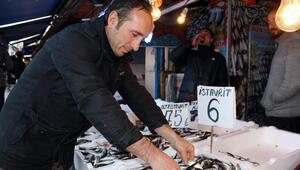 Soğuklar balık fiyatlarını düşürecek