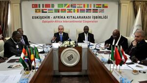 Eskişehir-Afrika Kıtalararası İş Birliği Toplantısı