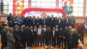 MHP Ordu İl Başkanı Yılmaz, güven tazeledi