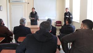 Kırıkkalede öğrenci servisi şoförlerine eğitim verildi