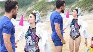 Yaz sezonunun parlayan yıldızı Hande Erçel