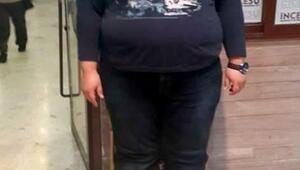 Babasının araba sözü bir yılda 86 kilo verdirtti