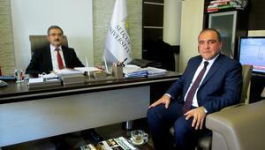 AK Parti Seydişehir İlçe Teşkilatından, Şahin'e ziyaret