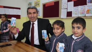 Bingöl'de Okul Sütü Programı