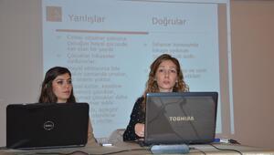 Diyarbakırda Çocuk İstismari ve İhmali semineri
