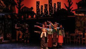 SAMDOB, Keşanlı Ali Destanı müzikalini sahneledi