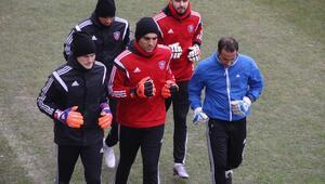 Kardemir Karabüksporda Mersin İdmanyurdu maçı hazırlıkları