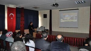 Madde ve İnternet Bağımlılığı bilgilendirme toplantısı